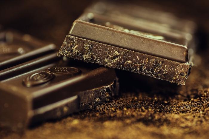 Plantes pour maigrir à la ménopause : le chocolat.