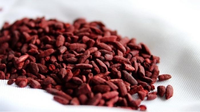 Levure de riz rouge et perte de poids : effets.